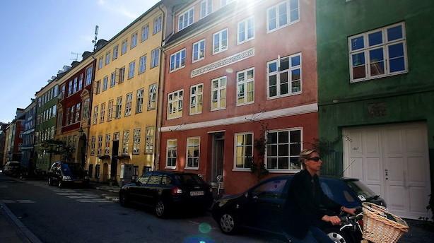 Lejlighedspriser i København når nye førkrise-tinder