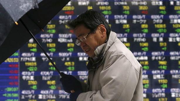 Aktier: Generelt positiv undertone asiatiske markeder