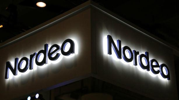 Nordea: Banker høvler lidt af kursmålet efter regnskabsskuffelse
