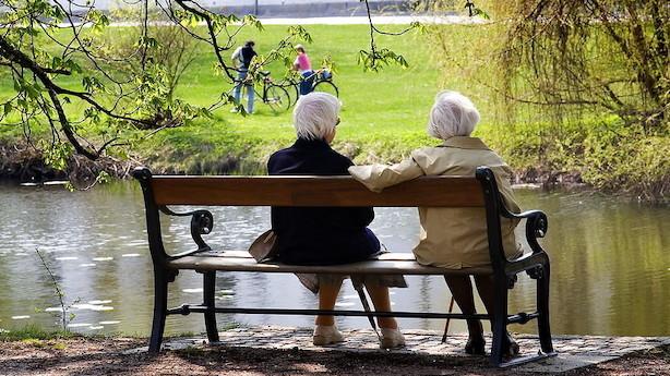 Stor gruppe ældre har kun en brøkdel af den anbefalede pensionsopsparing