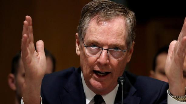 USA annoncerer told for yderligere 200 mia mod Kina