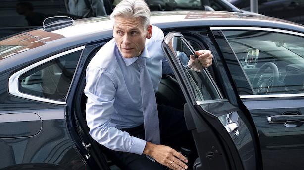"""Hvidvasksag lægger pres på Danske Bank-aktier: """"Rapporten har langt fra sat et punktum for sagen"""""""