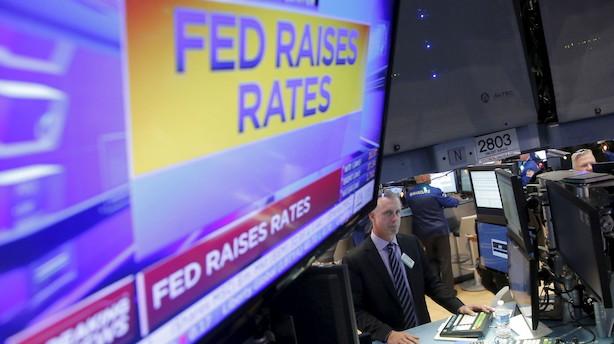 Tre økonomer er enige - Otte års jobfest i USA betyder højere renter