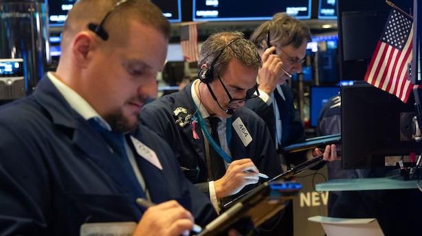 USA: Zig-zag-kursen fortsætter på det amerikanske aktiemarked