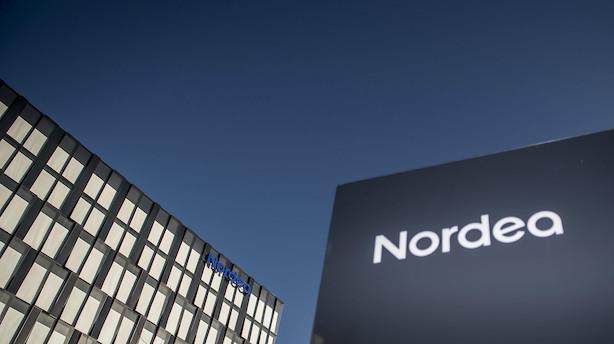 USA undersøger Nordea: Afventer stadig nyt om undersøgelse