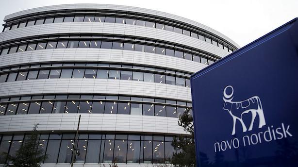 Novo opruster bestyrelsen: Heinekens finansdirektør skal med i bestyrelsen