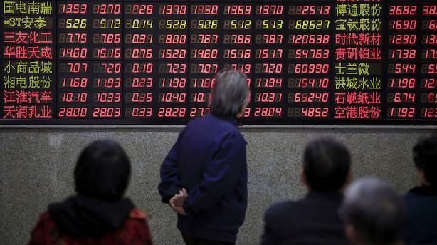Aktier: Overordnede stigninger i Asien på handelshåb