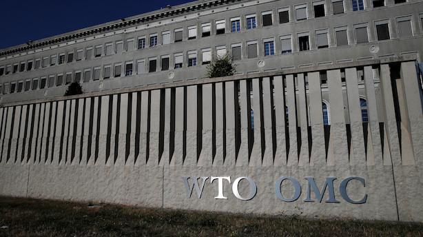 Kina anlægger sag mod USA ved Verdenshandelsorganisationen