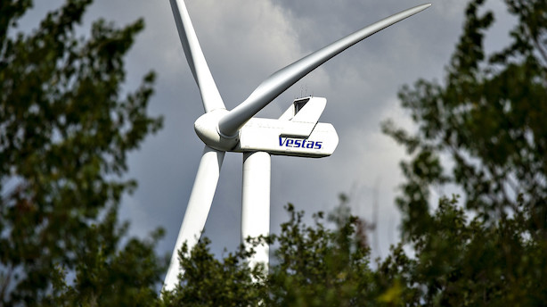 """UBS hæver anbefaling på Vestas-aktie: """"Vi er store fans igen"""""""