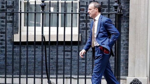 Udenrigsminister: Vi har stemmer nok til brexit-aftale