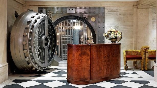 En bankboks der rummer mere end man skulle tro