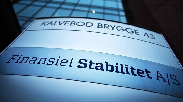 Finansiel Stabilitet i stort frasalg