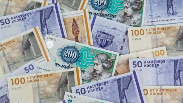 Dansk farvel til kronen i 2015? Det mener en norsk cheføkonom