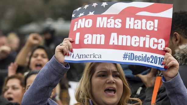 USA igangs�tter stor aktion mod illegale indvandrere