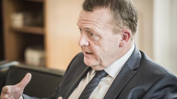 Løkke: Jeg har fortsat tillid til Eva Kjer Hansen som minister