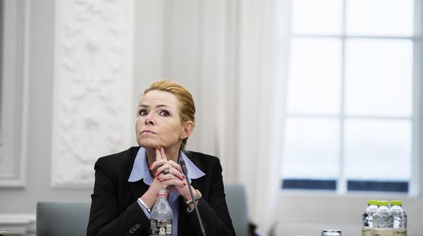 Støjberg opfordrer muslimer til at tage afstand fra imamer