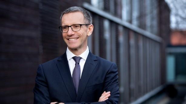 Ny ATP-boss om milliardsats: Vi er glade for danske aktier