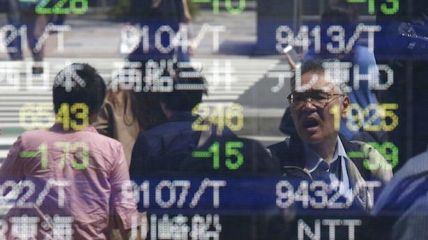 Aktier: Sure miner på asiatiske markeder efter slapt G20-møde