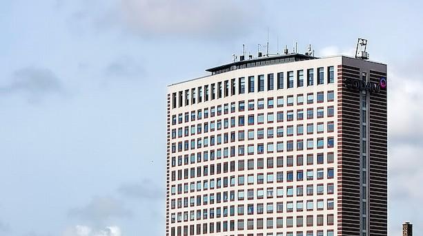 Codan-ejers bundlinje hjulpet på vej af Skandinavien