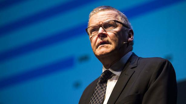 Rohde aflyser overophedning men advarer Folketinget