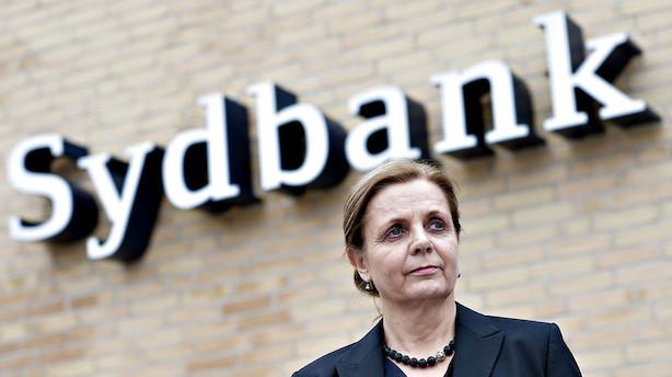 Sydbank får påtale af Finanstilsynet for manglende intern revision