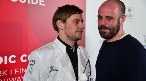 Stjernerne er drysset: Kadeau i København får to Michelin-stjerner