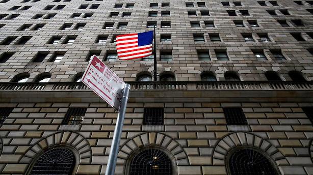 USA's handelsunderskud er det højeste i ni år