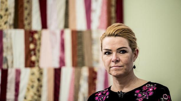 Danmark ønsker endnu en forlængelse af grænsekontrollen