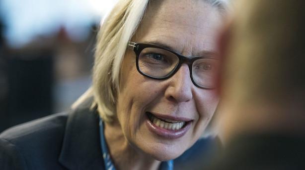 """Generaldirektør Maria Rørbye Rønn: """"773 mio. kr. er rigtig mange penge, og det vil få store konsekvenser"""""""