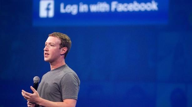 Zuckerberg solgte Facebook-aktier for milliarder op til stor data-skandale