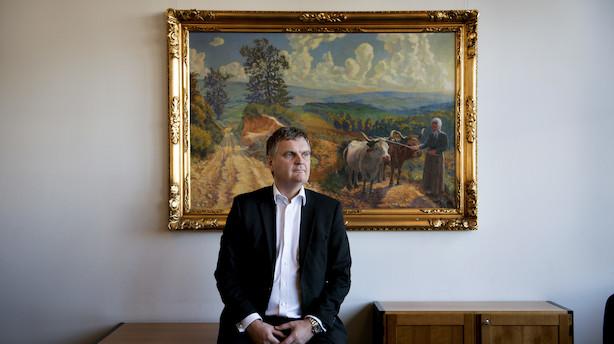 Danish Crowns omsætning falder med 600 mio kr - men indtjeningen vokser