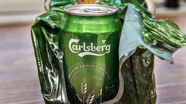 Tryg og Carlsberg er også brugt i