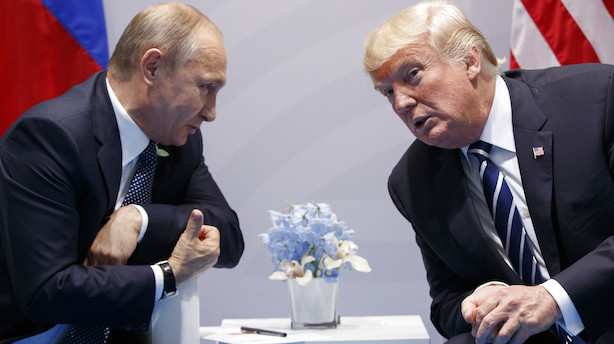 Ekspert: Trumps møde med Putin kan signalere ny verdensorden