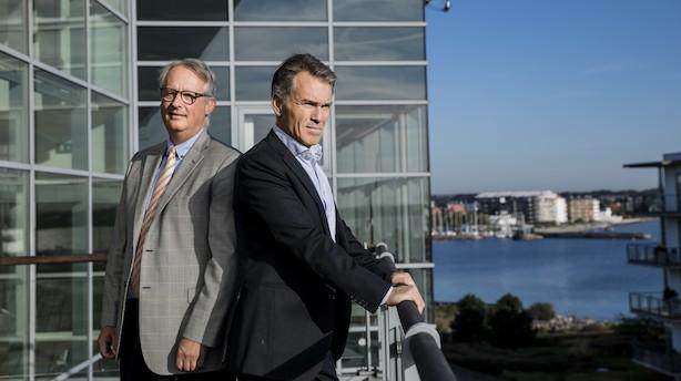 Novo forsikrer investorerne efter stort Chr. Hansen-fald: Vi sælger ikke mere