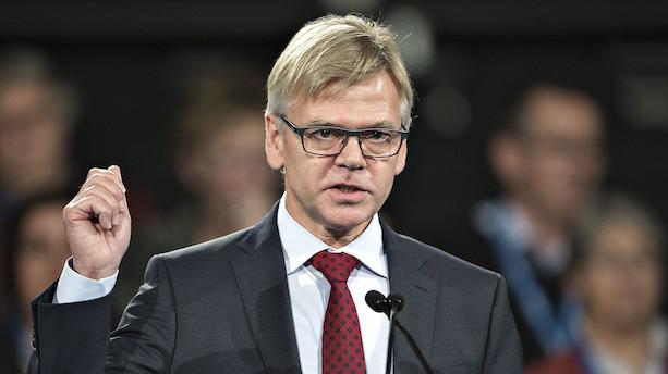 På fredag bliver Dybvad Danske Bank-formand efter sjælden begivenhed