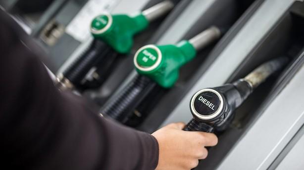 Lavere benzinpriser trækker den danske inflation ned