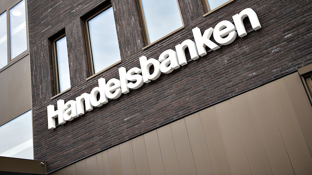Handelsbanken tjente markant færre penge i Danmark i første kvartal