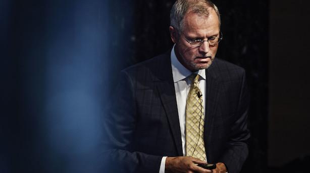 CBS fjerner tidligere Danske Bank-direktør fra undervisning