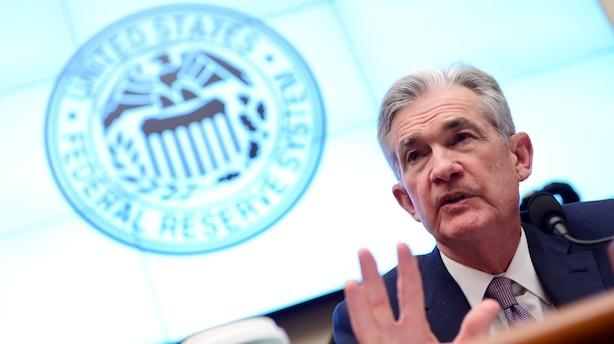 Amerikansk centralbankchef frygter ikke en recession