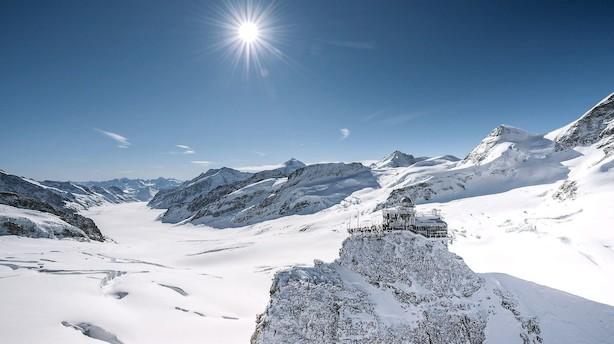 Store ambitioner og skisportstraditioner i Grindelwald