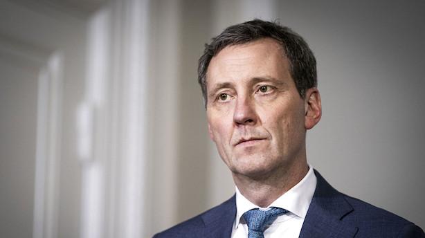 Minister vil reformere hvidvaskkontrol efter skarp kritik fra Statsrevisorerne