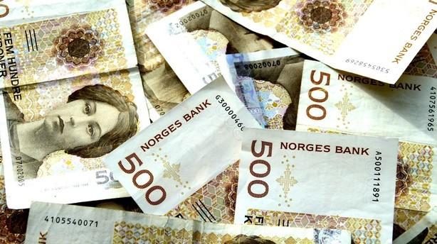 norske til svenske kroner