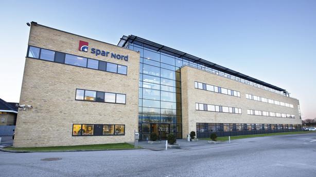 Danske Bank udråber Spar Nord til bedste bankaktie