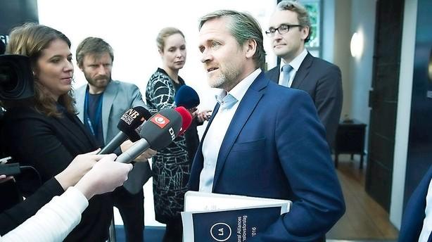 Samuelsen: Ingen garantier efter Løkkes løftebrud
