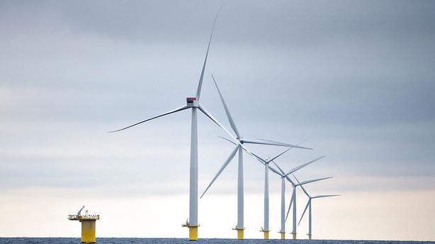 Dong sælger halv vindmøllepark til PKA og Lego for 6,6 mia
