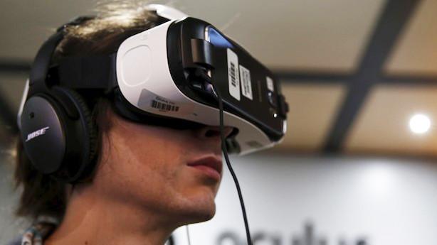 Sådan vil Samsung lokke dig til virtuel reality