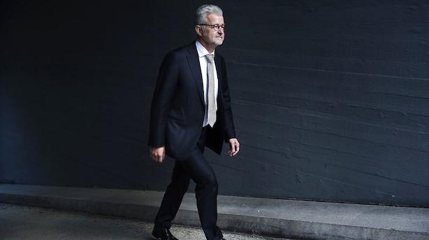 Falck-bestyrelse fyrer Allan Søgaard - han ejer for meget af selskabet