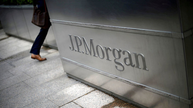 JPMorgan klarer sig pænt igennem tredje kvartal