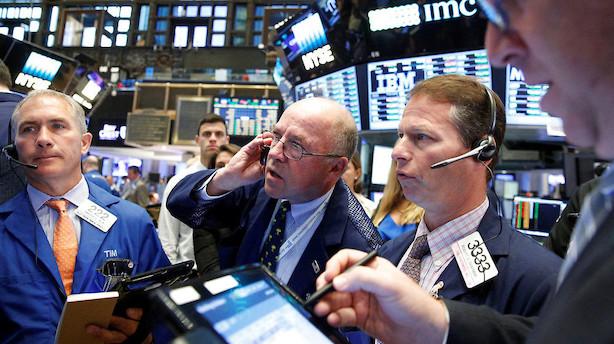 Aktier: Fremgang i handelsaftale sender aktier i vejret i USA