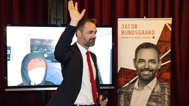 Aarhus-borgmester slår egen rekord og får 39.841 stemmer